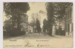 PERUWELZ : Drève De Bon-Secours, 1906 *f5525 - Péruwelz