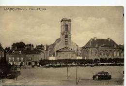 Longwy Haut  Place De L'Hotel De Ville - Longwy