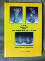 RAMBERVILLERS : Les GRES De RAMBERVILLERS (Livre NEUF) - Céramiques