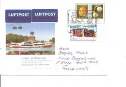 Lettre  Allemagne 2011 (756) - Lettres & Documents