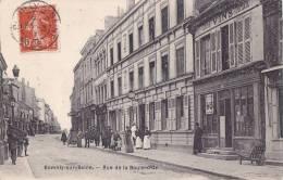 ¤¤  -   ROMILLY-sur-SEINE   -  Rue De La Boule-d´Or  -  Hôtel Du Chemin De Fer   -  ¤¤ - Romilly-sur-Seine