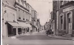 ¤¤  -   124   -  ROMILLY-sur-SEINE   -  Rue Gornet Boivin  -  Café Du Commerce  -  Literie   -  ¤¤ - Romilly-sur-Seine