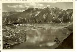 Levico (Trento) Col Lago E C. Vezzena. Cartolina B/n Anni ´40/´50 - Trento