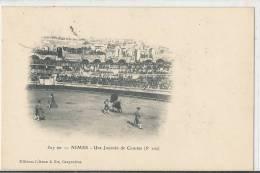 NIMES - Une Journée De Courses(6è Vue ) - Nîmes