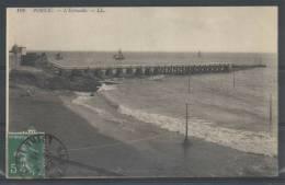 44 - PORNIC - L'Estacade - 1915 - LL 106 - Pornic