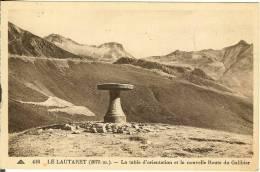 CPA 05 Le Lautaret - France