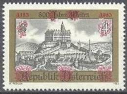 1983 800 Jahre Weitra ANK 1771 / Mi 1740 / Sc 1242 / YT 1569 Postfrisch / Neuf / MNH - 1981-90 Ungebraucht