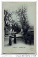 91 - MEREVILLE - LE CHEMIN NEUF - DOS SIMPLE ( 1ère édition ) - Mereville