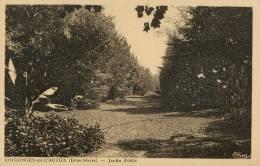 COULONGES-SUR-L´ AUTIZE  -  JARDIN PUBLIC - Coulonges-sur-l'Autize