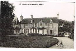 SOMMERVIEU ( Calvados )  Manoir De Chedeville - Autres Communes