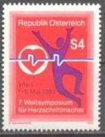 1983 Weltsymposium Für Herzschrittmacher ANK 1769 / Mi 1738 / Sc 1240 / YT 1566 Postfrisch/neuf/MNH - 1981-90 Ungebraucht