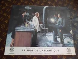 BOURVIL PETER MAC ENERY LE MUR DE L ATLANTIQUE    EASTMANCOLOR  S N C TAILLE  24.5 X 30.5 - Fotos