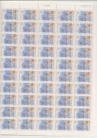 ORLEANS -  CONGRES  FFAP -   FEUILLE DE 50 TIMBRES A 2,80 - Feuilles Complètes