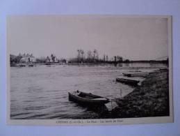 CHISSAY Loir Et Cher .Le Pont Les Bords Du Cher . - France