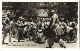 Zulus Preparing For War Dance - South Africa