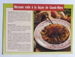 Bécasse Rotie à La Façon De Grand Mère - Recettes (cuisine)