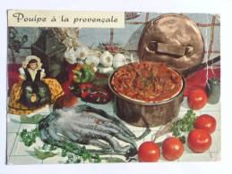 Poulpe à La Provencale - Recettes (cuisine)