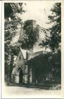 Cpa Egligny - Les Ruines De Preuilly . - Non Classés