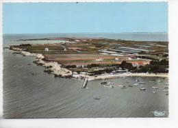 REF 84 CPSM 17 ANGOULINS Vue Générale Aérienne Au Loin La Pointe Du Chay - Angoulins