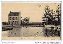 77 - EGREVILLE - LE GRAND MARCHAIS - France