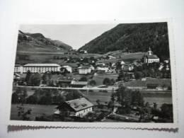 Piccolo Formato Dolomiti Colle Isarco  Gossensassn Stazione Ferroviaria Brennero Bolzano Italy - Stazioni Senza Treni
