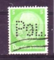 D.-Reich  Nr.  515  POL    O  ( A7745  ) Siehe Scan - Dienstpost