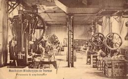 Manufacture Métallurgique De TOURNUS Presses à Emboutir - Other Municipalities