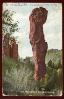Cpa Etats Unis  Major  Domo In Glen Eyrie  Colorado    RAM14 - Colorado Springs