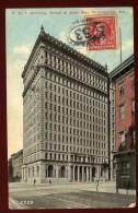 Cpa Etats Unis Philadelphia UGL  Building Broad & Arch Sts    RAM14 - Philadelphia