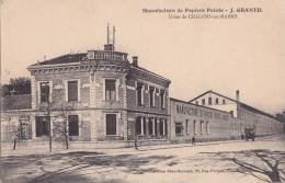 """¤¤  -  CHALONS-sur-MARNE - Manufacture De Papiers Peints """" J. Grantil """"  -  Usine  -  ¤¤ - Châlons-sur-Marne"""