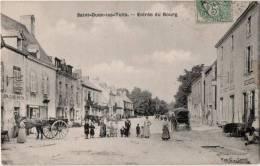 Saint Ouen Les Toits Entrée Du Bourg - France