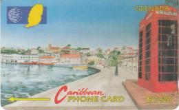 GRENADA-165CGRA-CARENAGE ST.GEORGES - Grenade