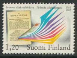 """Finland Suomi 1982 Mi 892 YT 856 ** First Issue Magazine """"Om Konsten Att Ratt Behaga"""" / Zeitschrift / Tijdschrift - Andere"""