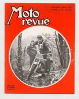 MOTO Revue 1966 7/2/1970 La Yamaha 125 Racing Kit, Le Trial D'auvours Etc (sommaire De La Revue Dans L'annonce) - Moto