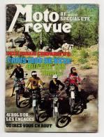 MOTO Revue 2323 28/7/1977 Harley Davidson, Japauto, Suzuki, Yamaha Etc (sommaire De La Revue Dans L'annonce) - Moto