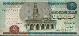 Egypte - 5 Livres - Egypte