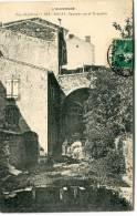 CPA 63 ROYAT CASCADE DE LA TIRETAINE 1908 - Royat
