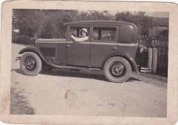 PHOTO 9,1 X 6,4 Cm AUTOMOBILE - Automobiles