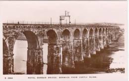 BERWICK -ROYAL BORDER BRIDGE - Berwickshire