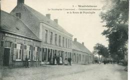 N°23117 -cpa Westvleteren  -le Secrétariat Communal- - Vleteren