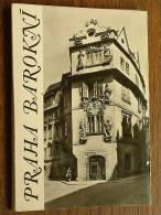 PRAHA Barokni ( Carnet Met 12 Kaarten ) Anno 1965 (?) - ( Zie Foto´s Voor Details ) !! - Tchéquie