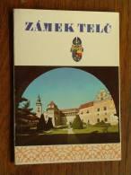 ZAMEK TELC ( Carnet Met 10 Kaarten ) Anno 19..(?) - ( Zie Foto´s Voor Details ) !! - Tchéquie