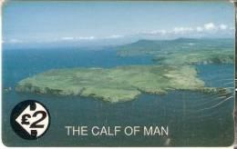 MAN 69 TARJETA DE LA ISLA DE MAN  NUEVA-MINT - Isla De Man
