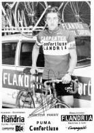 CP Cyclisme - Freddy Maertens Avec Dédicace - Wielrennen
