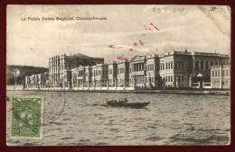 Cpa De Turquie Le Palais Dolma Bagtché  Constantinople    RAM16 - Turquie