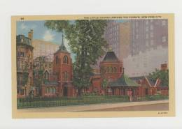 NEW YORK CITY : The Little Church Around The Corner (z1524) - New York City