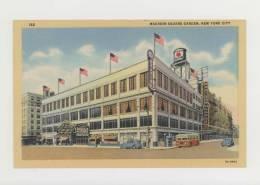 NEW YORK CITY : Madison Square Garden (z1526) - New York City