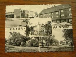 ESSEN FRINTROP - / Anno 1966 ( Zie Foto Voor Details ) !! - Essen