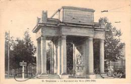 31 - Toulouse - Le Monument Aux Morts 1914-1918 - Toulouse