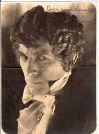 Photo Photographie Dédicacée JD Chemouny 29 Janvier 1924 Autographe - Autographes